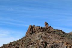 Взгляд от peack вулкана Стоковая Фотография