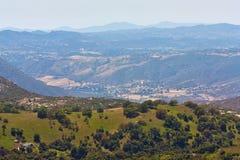 Взгляд долины Стоковые Фотографии RF