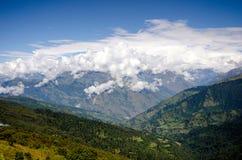 Взгляд долины Стоковая Фотография RF