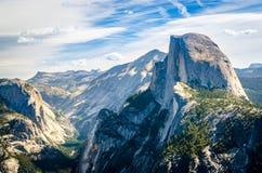 Взгляд долины Yosemite Стоковое фото RF