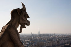 Взгляд Парижа стоковые изображения