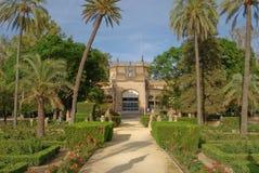 Взгляд парка Марии - Luisa в Андалусии Стоковое Изображение RF
