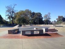 Взгляд парка Astoria в ферзях Стоковое Изображение RF