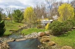 Взгляд парка Sayen Стоковое фото RF