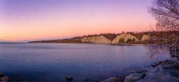 Взгляд парка Scarborough стоковая фотография