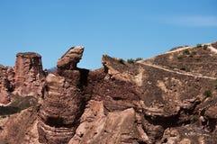 Взгляд пейзажа природы Стоковое фото RF