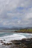 Взгляд побережья Стоковое Изображение RF