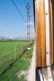 Взгляд поезда Стоковое фото RF