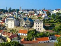 Взгляд порта St Peter Стоковое фото RF