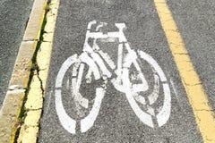 взгляд подкраской дорожного знака угла голубой широко Стоковые Фото