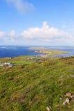Взгляд полуострова dingle - Ирландии Стоковое Фото