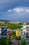 Взгляд природы в районе Братиславы Стоковые Изображения
