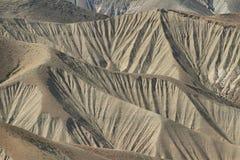 Взгляд пустыни от Pucara de Copaquilla Стоковая Фотография RF