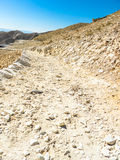 Взгляд пустыни Judaean от Mount Scopus Стоковая Фотография RF