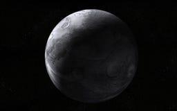 Взгляд планеты Стоковое Фото