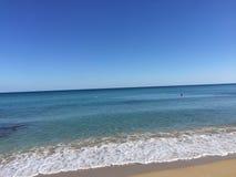 Взгляд пляжа стоковые изображения