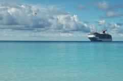 Взгляд рая острова Стоковое фото RF