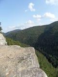 Взгляд рая словака, Словакия Стоковая Фотография RF