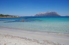 Взгляд Санты Терезы di Gallura, Сардинии Стоковое Изображение RF