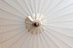 Взгляд сверху года сбора винограда зонтика Стоковая Фотография