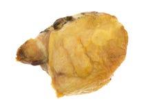 Взгляд сверху сваренной домом бедренной кости цыпленка Стоковое Фото