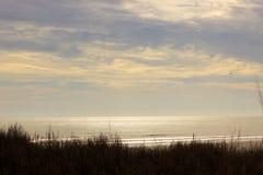 взгляд сверху Atlantic Ocean Стоковое фото RF