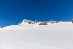 взгляд сверху josef ледника franz Стоковое фото RF