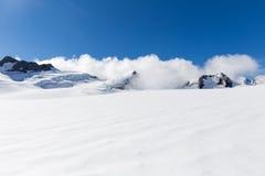 взгляд сверху josef ледника franz Стоковая Фотография