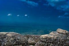 Взгляд скалы в Phetchabun Стоковое Изображение