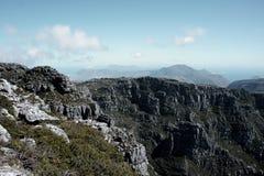 Взгляд скалы Стоковые Фото