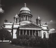 Взгляд собора Андрюа апостола Стоковая Фотография