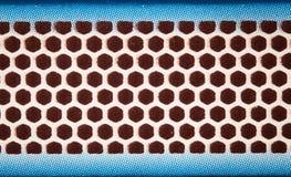Взгляд со стороны коробки спички Стоковое фото RF