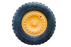 Взгляд со стороны колеса тележки Стоковое фото RF