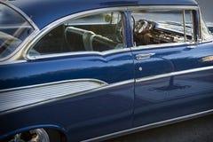 Взгляд со стороны 57 Chevy Стоковые Фотографии RF