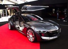 Взгляд со стороны Opel Монцы стоковая фотография