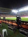 Взгляд стадиона Стоковое Изображение RF