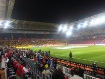 Взгляд стадиона Стоковая Фотография RF