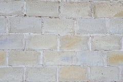 Взгляд стены составлен больших серых бетонных плит Стоковое Изображение