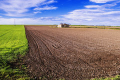 взгляд страны Стоковая Фотография RF