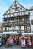 Взгляд страсбурга - Франции Стоковое Изображение