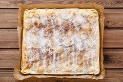 Взгляд сладостного торта слойки Стоковые Изображения