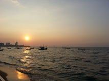 взгляд Таиланда моря национального парка angthong Стоковая Фотография