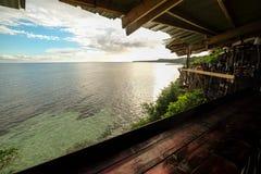 взгляд Таиланда моря национального парка angthong Стоковое Фото