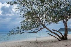 взгляд Таиланда моря национального парка angthong Стоковые Изображения
