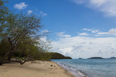взгляд Таиланда моря национального парка angthong Стоковые Изображения RF