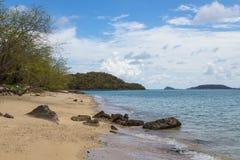 взгляд Таиланда моря национального парка angthong Стоковое Изображение
