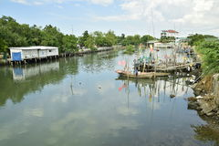 взгляд Таиланда моря национального парка angthong Стоковое фото RF