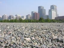Взгляд токио стоковые фотографии rf