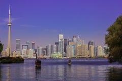Взгляд Торонто Стоковое Фото
