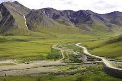 Взгляд трубопровода горы Стоковая Фотография